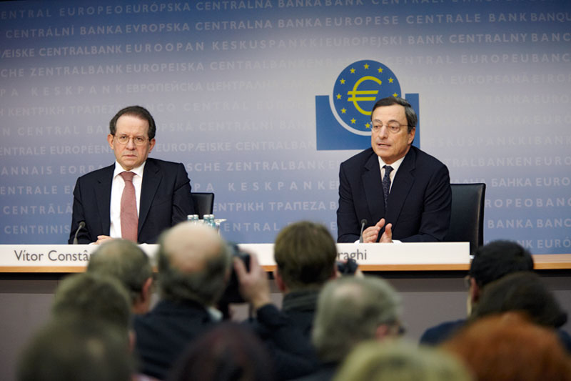 ECB Maintains Interest Rates