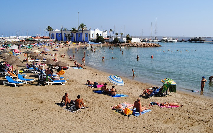 Marbella Costa Beaches
